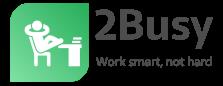 2Busy Logo